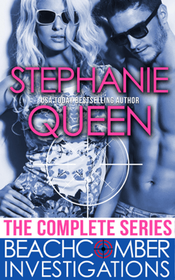 Beachcomber Investigations Complete Series: 12 Books - Stephanie Queen pdf download
