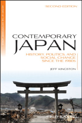 Contemporary Japan - Jeff Kingston