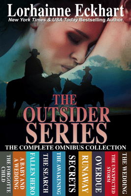 The Outsider Series: The Complete Omnibus Collection - Lorhainne Eckhart