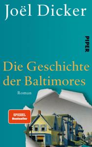 Die Geschichte der Baltimores - Joël Dicker pdf download
