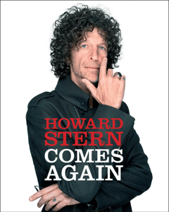 Howard Stern Comes Again - Howard Stern pdf download