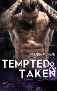 Haven Brotherhood: Tempted & Taken - Rhenna Morgan pdf download