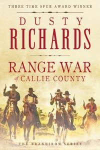 Range War of Callie County - Dusty Richards pdf download