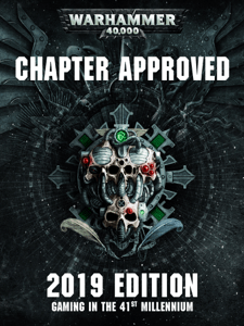 Warhammer 40,000: Chapter Approved 2019 Enhanced Edition - Games Workshop pdf download