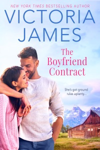 The Boyfriend Contract - Victoria James pdf download