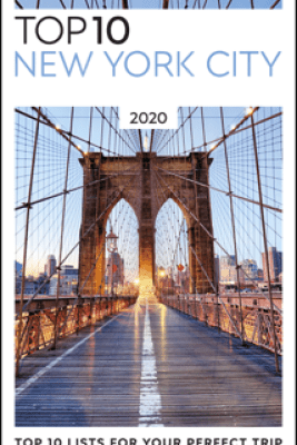 DK Eyewitness Top 10 New York City - DK Eyewitness