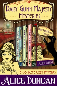 The Daisy Gumm Majesty Cozy Mystery Box Set 3 (Three Complete Cozy Mystery Novels in One) - Alice Duncan pdf download