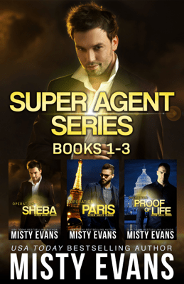 Super Agent Romantic Suspense Series Box Set - Misty Evans pdf download