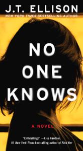 No One Knows - J.T. Ellison pdf download
