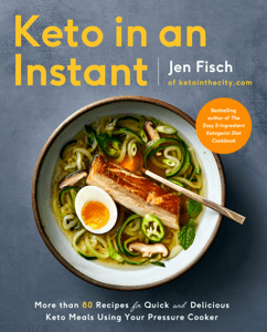Keto in an Instant - Jen Fisch pdf download