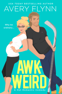 Awk-weird - Avery Flynn pdf download