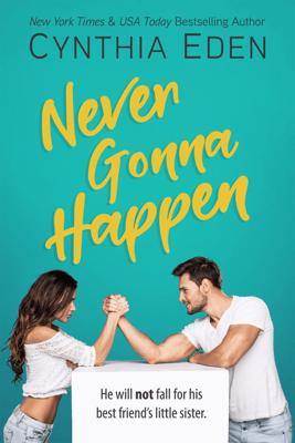 Never Gonna Happen - Cynthia Eden pdf download