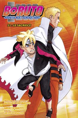 Boruto - Naruto next generations - Chapitre 51 - Mikio Ikemoto & Ukyo Kodachi pdf download