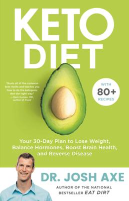 Keto Diet - Josh Axe pdf download