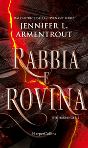 Rabbia e rovina (Harbinger Series Vol. 2) - Jennifer L. Armentrout pdf download