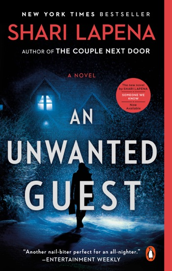 An Unwanted Guest by Shari Lapena PDF Download