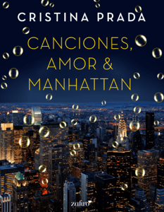 Canciones, Amor & Manhattan - Cristina Prada pdf download