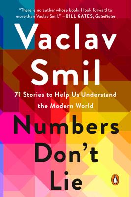 Numbers Don't Lie - Vaclav Smil pdf download