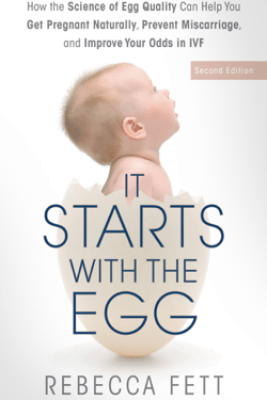 It Starts with the Egg - Rebecca Fett