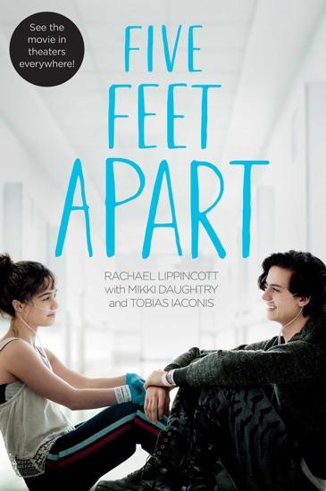 Five Feet Apart by Rachael Lippincott PDF Download