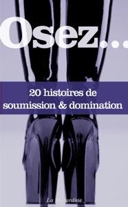 Osez...20 histoires de soumission et domination - Collectif pdf download