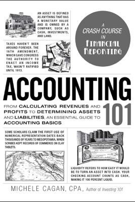 Accounting 101 - Michele Cagan