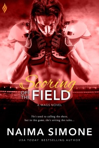 Scoring off the Field - Naima Simone pdf download