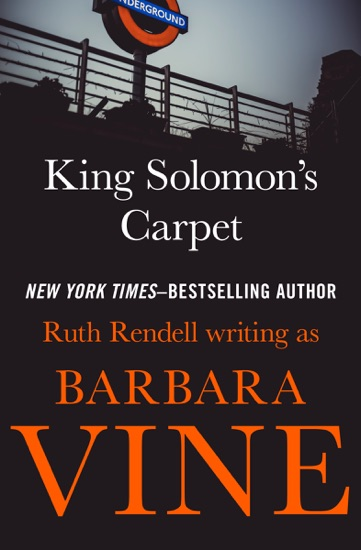 King Solomon's Carpet by Ruth Rendell PDF Download