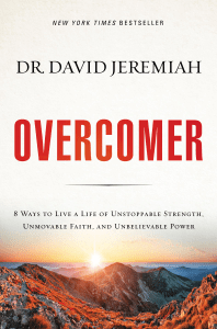 Overcomer - Dr. David Jeremiah pdf download