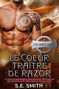 Le Cœur traître de Razor - S.E. Smith pdf download