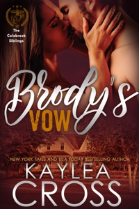 Brody's Vow - Kaylea Cross pdf download