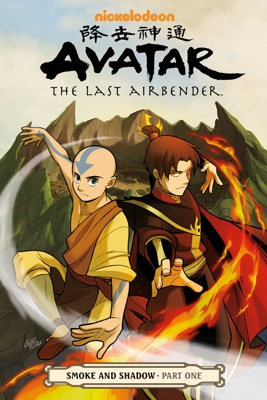 Avatar: The Last Airbender - Smoke and Shadow Part One - Gene Luen Yang & Gurihiru pdf download