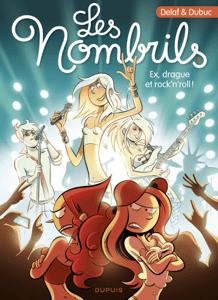 Les Nombrils - tome 8 - Ex, drague et rock'n'roll ! - Dubuc pdf download