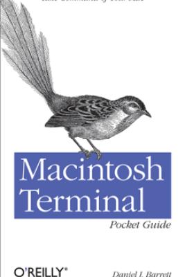 Macintosh Terminal Pocket Guide - Daniel J. Barrett