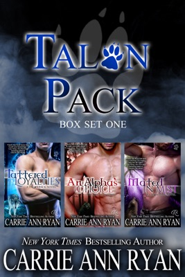 Talon Pack Box Set 1 (Books 1-3) - Carrie Ann Ryan pdf download