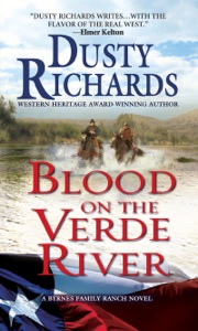 Blood on the Verde River - Dusty Richards pdf download