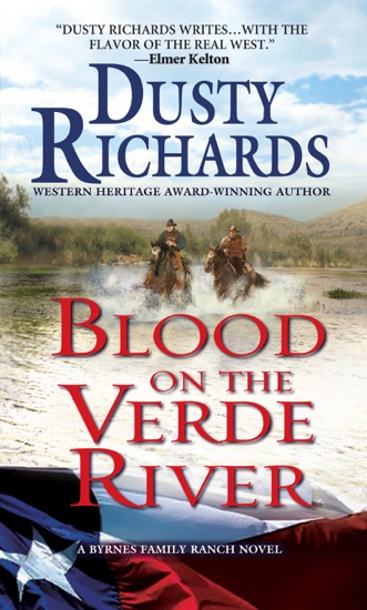 Blood on the Verde River by Dusty Richards PDF Download