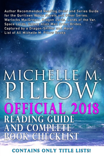 Official 2018 Michelle M. Pillow Reading Guide and Complete Book Checklist by Michelle M. Pillow pdf download