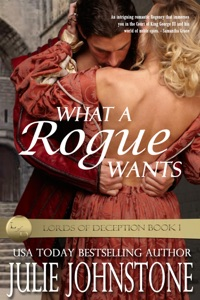 What A Rogue Wants - Julie Johnstone pdf download