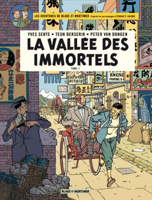 Blake & Mortimer - Tome 25 - Yves Sente, Teun Berserik & Peter van Dongen pdf download