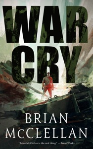 War Cry - Brian McClellan pdf download