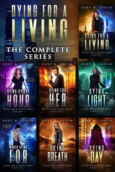 Dying for a Living Complete Boxset (Books 1-7) by Kory M. Shrum pdf download