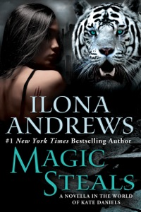 Magic Steals - Ilona Andrews pdf download