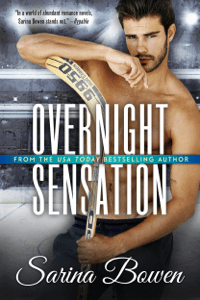Overnight Sensation - Sarina Bowen pdf download
