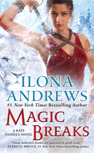 Magic Breaks - Ilona Andrews pdf download