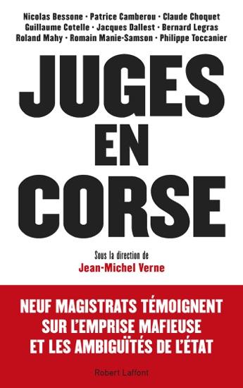 Juges en Corse by Collectif pdf download