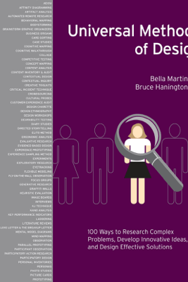Universal Methods of Design - Bruce Hanington & Bella Martin
