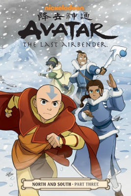 Avatar: The Last Airbender--North and South Part Three - Gene Luen Yang, Michael Dante DiMartino, Bryan Konietzko & Gurihiru pdf download