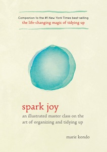 Spark Joy - Marie Kondo pdf download