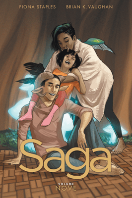 Saga 9 - Brian K. Vaughan & Fiona Staples pdf download
